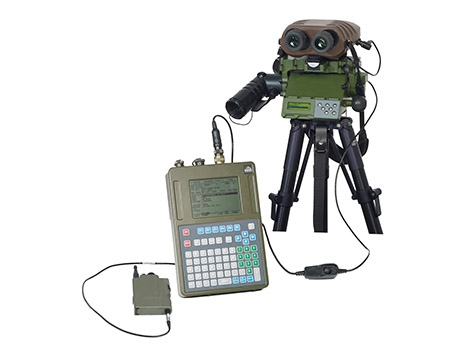 IFCS Forward Observer's Data Computer (Shown withIFCS Forward Observer's Data Computer (Shown with GonioLight and Vector Binoculars)